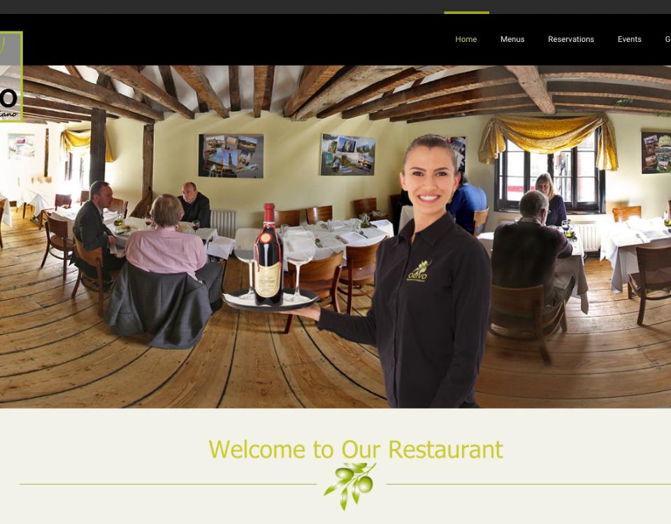 Olivo_website