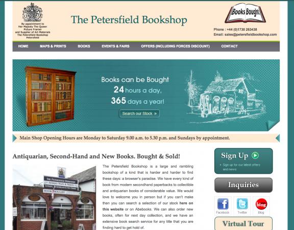 Petersfield-Bookshop