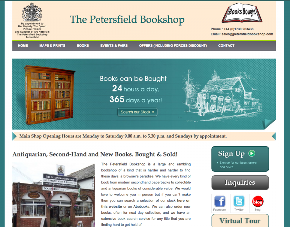 Petersfield-Bookshop