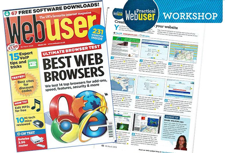 WebUSer-Cover